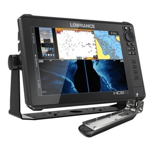 Lowrance HDS 12 LIVE with Active Imaging 3-in-1